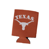 Texas Longhorn Flat Coozie (FLAT-COOZIE-BO)