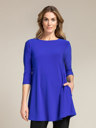 Sympli Trapeze Tunic (2 Colors) (23155-2)