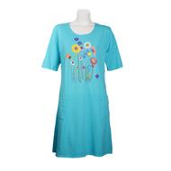 Sabaku Alone in the Garden Dress (387TURDRS)