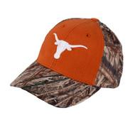 Texas Longhorn Mossy Oak Cap (MOSSYOAK-ORG-CAP)