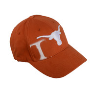 Texas Longhorn Painted T Cap (PAINTET-CAP)