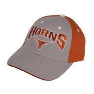 Texas Longhorn Block HORNS Cap (HORNS-CAP)