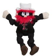 Texas Tech Knottie Dog Toy (2 Sizes) (6607)