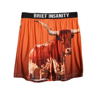Brief Insanity Longhorn Boxers (7000B)
