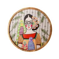 180 Frida Wood Tray