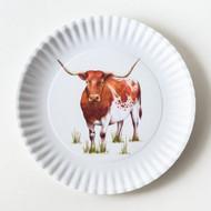 180 Longhorn Melamine Platter (ME0181)