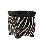 Tyler Candle Grandeur Zebra Warmer