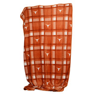 Texas Longhorn Plush Throw (7526)