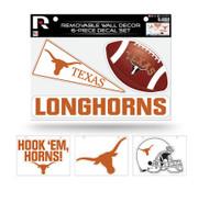 Texas Longhorn Removable Wall Decor Set (RSD260101)