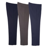 Thin Her Knit Long Flare Pant (3 Colors) (N09108PM)
