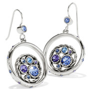 Brighton Halo Tauri French Wire Earrings (JA6563)
