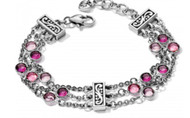Brighton Elora Gems Blush Bracelet (JF5965)