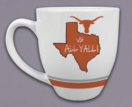Texas Longhorn vs. All Y'all Mug (22556)