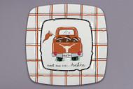 """Texas Longhorn 11"""" Truck Platter (72502)"""