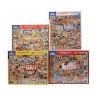 Vintage/Retro Theme Puzzles