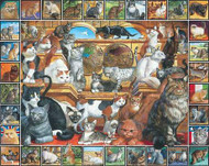 Flora & Fauna Theme Puzzles