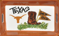 Texas Longhorn Mini Tray (22557)