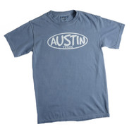 "Keep Austin Weird ""Support Your Local Businesses"" Tee (3 Colors) (5818TS)"
