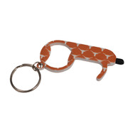 Texas Longhorn No Touch Key Chain (FCNTXC)