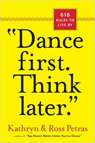 Dance First, Think Later-Book