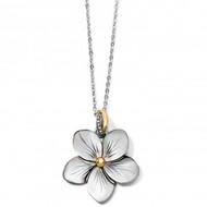 Brighton Neptune's Rings Shell Flower Necklace (JM3033)