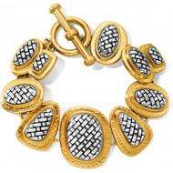 Brighton Ferrara Artisan Two Tone Bracelet (JF7802)