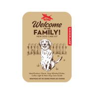 Welcome to the Family Dog Kit Tin (KIK DIG04)