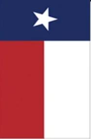 State of Texas Garden Flag (TX131814)