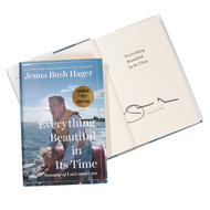 Everything Beautiful In Its Time: Seasons of Love and Loss-Book (First Edition Signed by the Author Jenna Bush Hager)