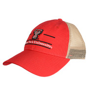 Texas Tech Split Bar Cap (G180-CSP0056)