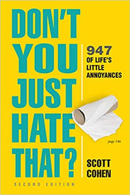 Don't You Just Hate That?-Book