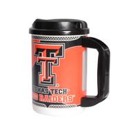 Texas Tech Plastic Insulated Mug (TT16OZTRAVEL)