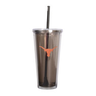 Texas Longhorn Double Walled Tumbler (37357)