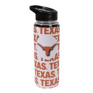 Texas Longhorn Bold Flip Neoprene Travel Tumbler (2502)