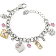 Brighton Power of Pink Bracelet (D30227)