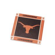 Texas Longhorn Single Ceramic Coaster (520652)