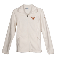 Texas Longhorn Ladies Columbia Give & Go II Full Zip Fleece Jacket (2 Colors) (1856381)