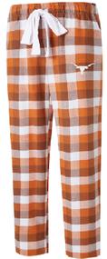 Texas Longhorn Ladies Breakout Flannel Pants (XTE-01050C18)