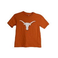 Texas Longhorn Youth Smash Shadow Logo Tee (UT200230014)