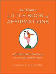 Ani Trime's Little Book of Affirmations: 52 Illustrated Practices for a Peaceful and Open Mind-Book