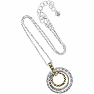 Brighton Rapture Rings Necklace (J45761)