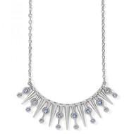 Brighton Halo Ice Collar Necklace (JM3513)
