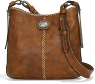 Brighton Charly Crossbody Saddle Bag (H43368)