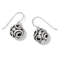 Brighton Contempo Sphere French Wire Earrings (JA7090)