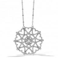 Brighton Illumina Endless Heart Necklace (JM3461)
