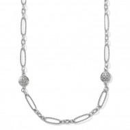 Brighton Ferrara Link Long Necklace (JM3780)