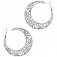 Brighton Fiji Sparkle Hoop Earrings (JA6731)