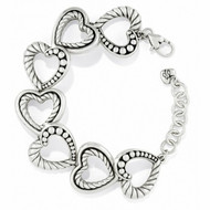 Brighton Connected By Love Bracelet (JA3610)