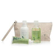 Thymes Eucalyptus Travel Little Luxuries Set with Bag (0988950100)