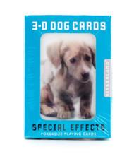 3D Dog Playing Cards (KIK GG40)